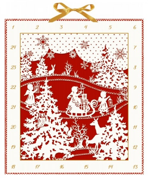 Vorschau: Paper Cutting Advent Calendar (CO92935) - Detailansicht 1