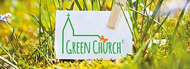Green Church im christlichen LOGO Online-Shop