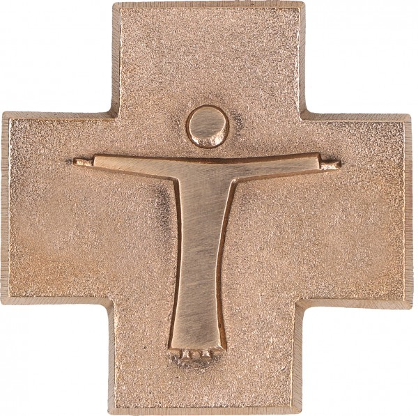 Vorschau: Bronze Cross with Corpus out of Love to You (BB143800) - Detailansicht 1